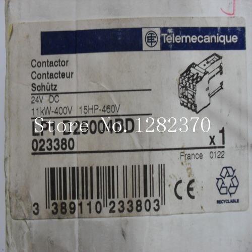 [SA] New original special sales - contactor LP1 D25004BD 24VDC --2pcs/lot