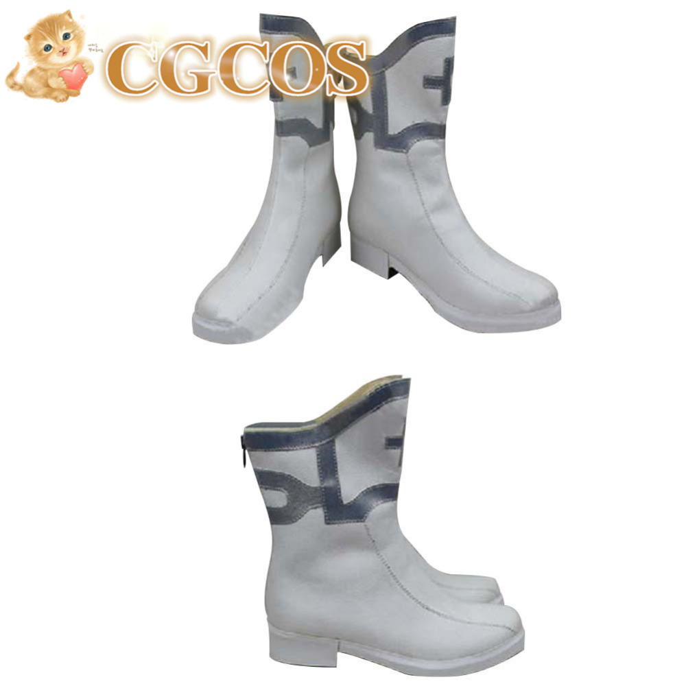 CGCOS Express! Anime Cosplay Shoes Costume Sword Art Online Asuna Helloween Game Cos Accessories
