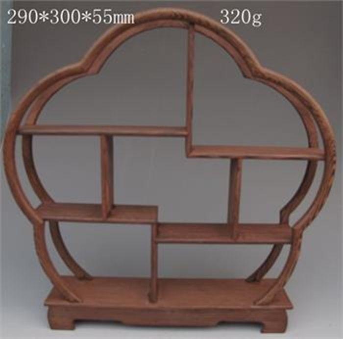 Joli support en bois/collection décorative d'arts et d'artisanat.