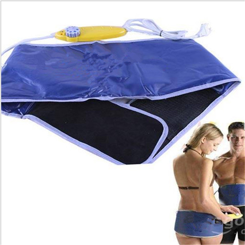 Slimming Belt Heating Beauty Slimming Diet Products Health Care Body Wrap Massager Sauna Exercise Belts For Weight Loss Belt new body wrap electric beauty care slimming massager belt vibra tone relax vibrating fat burning weight loss losing effective