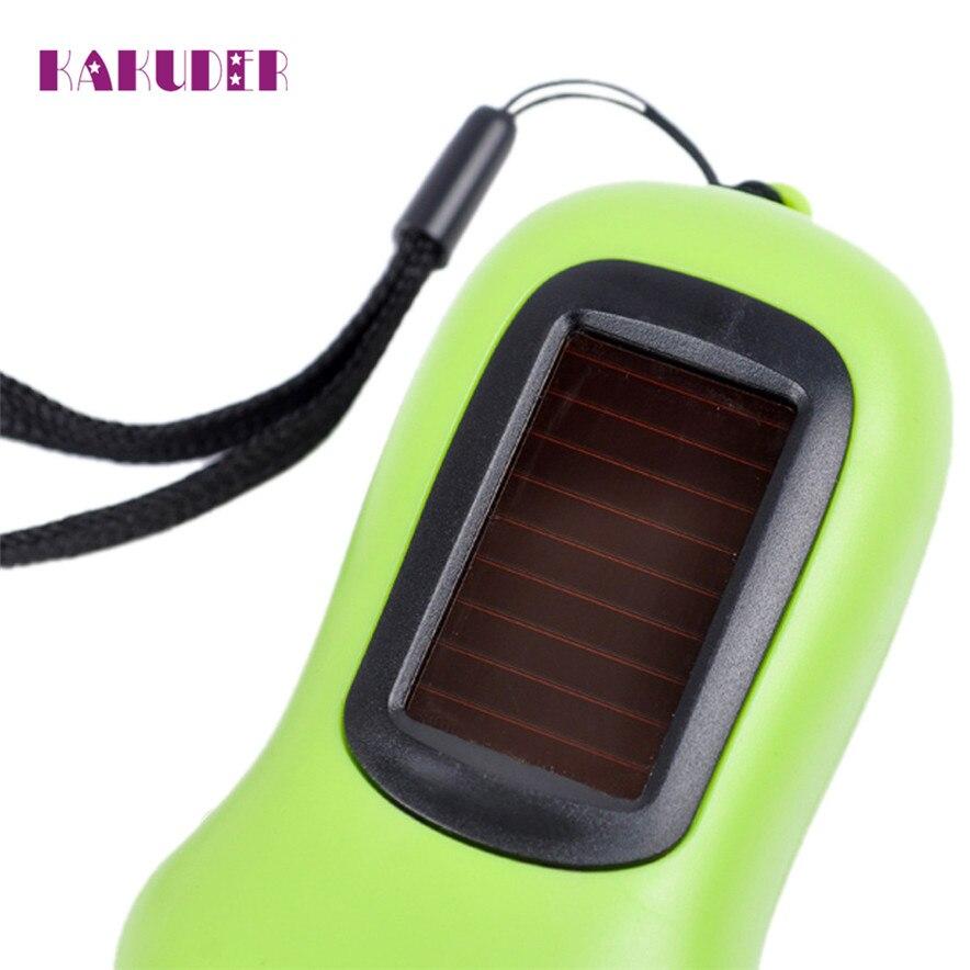 Lanternas e Lanternas geração de eletricidade manual 3led Marca : Kakuder