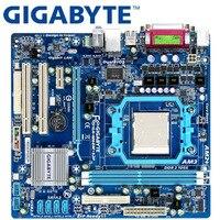 GIGABYTE GA M68M S2P Desktop Motherboard 630A Socket AM2/AM2+ AM3 For Phenom II Athlon II Sempron 100 DDR2 8G Used