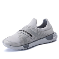 2017 Good Quality Mens Running Shoes Brand Slip On Walking Shoes For Men Wearable Athletic Sneakers