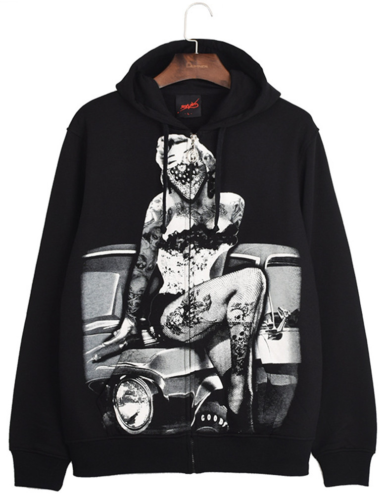2016 Best Selling Men Hoodies Sweatshirts Man Brand Outwear Clothing