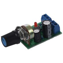 3V-12V LM386 Super MINI Amplifier Board DC Module Speaker