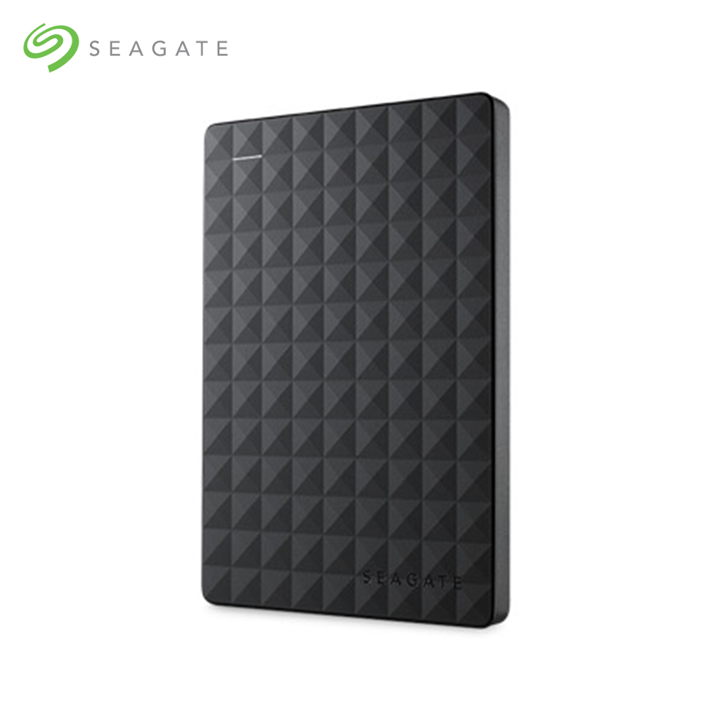 Seagate Expansion Portable 1 TB USB Type A 3.0 (3.1 Gen 1) 5000 Mbit/s external hard drive USB powered black disk