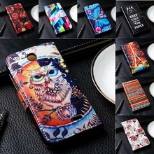 Flip PU Leather Phone Cover For font b HTC b font One E9 Plus M4 M7