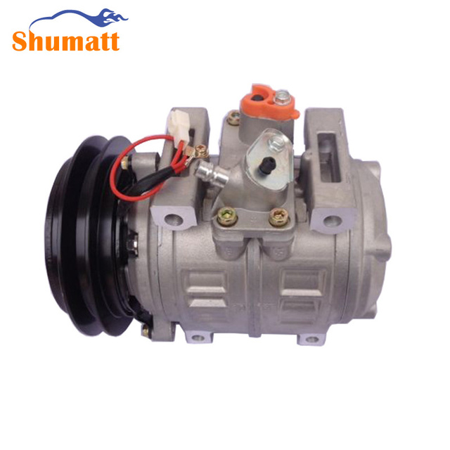 DENSO 10P30C Bus A/C Airconditioning 12V 24V Compressor With Clutch ( 1 pulley) for Toyota Coaster Middle Bus ACP052