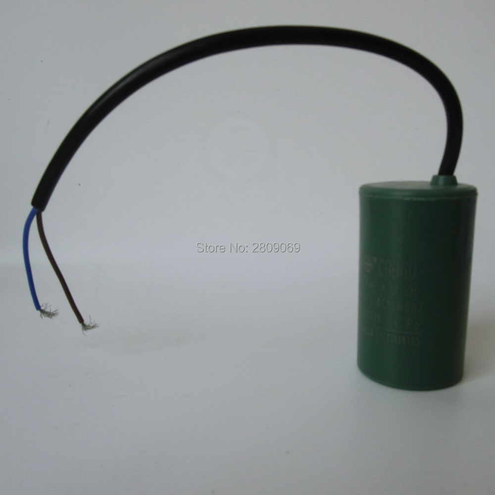 20uf,450V,AC50/60Hz,10/70/21,two wires,cylindrical capacitor. staring capacitor cd60 100uf 250v ac 50 60hz 40 70 temperature 21