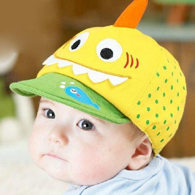 Fashion Stylish Cartoon Animal Print Newborn Baby Girls Baby Boys Fashion Hats  Caps Accessories 5c55bb4d8f41