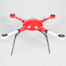 Rainproof Quadcopter Airframe Long Flight Time Camera Drone Frame Airplane Body Shell for Industrial/Construction Inspection