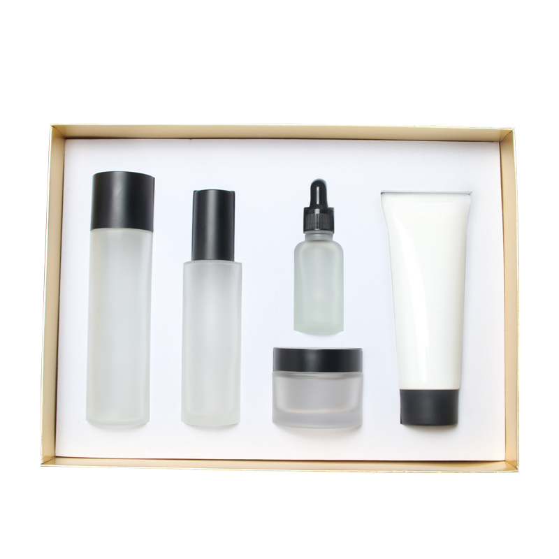Top-grade Gift Boxes For Beauty Parlors,Dropper Glass Bottle With Black Cap