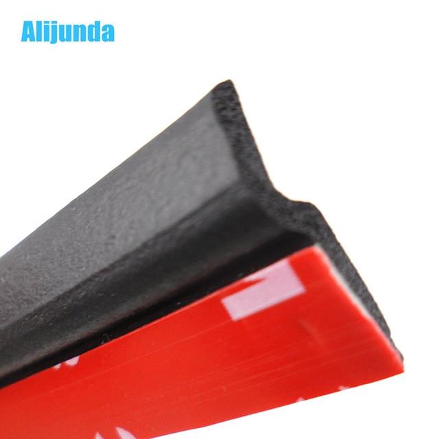 Cinta de sellado de alta densidad para puerta de coche, accesorio de sellado de goma con aislamiento acústico, tipo Z, 3 M