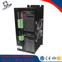 3 phase stepper motor driver for NEMA42 stepper motor 110mm stepper motor driver,130mm stepping driver 230V AC input step motor
