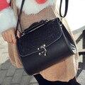 Sacos de moda feminina do vintage saco maleta bolsa de ombro bolsa formal de todo o jogo saco do mensageiro da bolsa