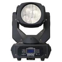 Led Stage Light 2XLOT Blizzard Nova 4x25W Colorful 130W LED Super Beam Moving Head Light For