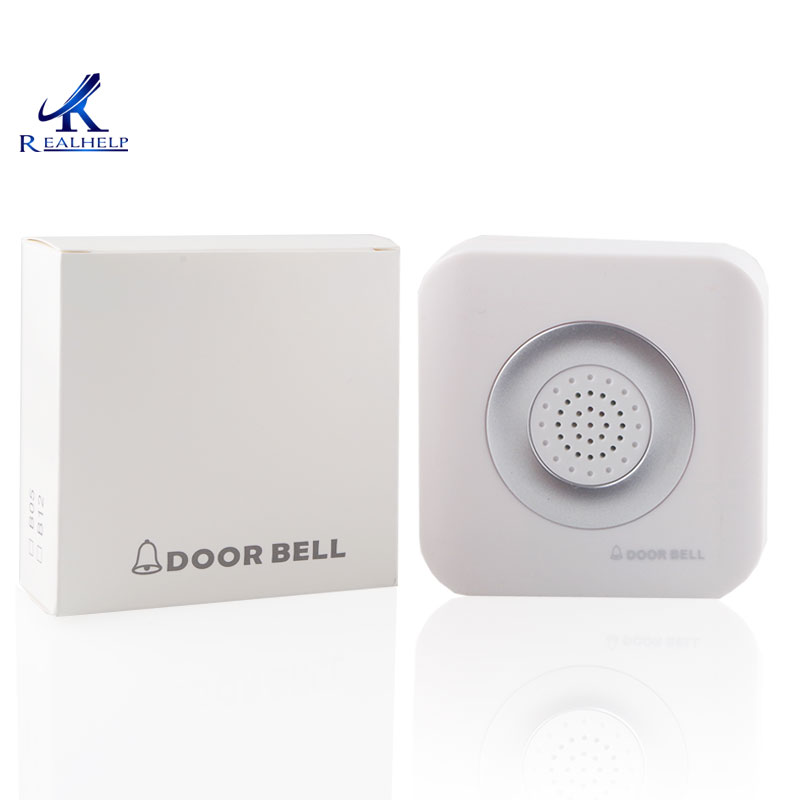 Wired Doorbell 4 Core Wire Access Control System Wireless Doorbell 12V Home Hotel External Door Bell Alarm Systems Security