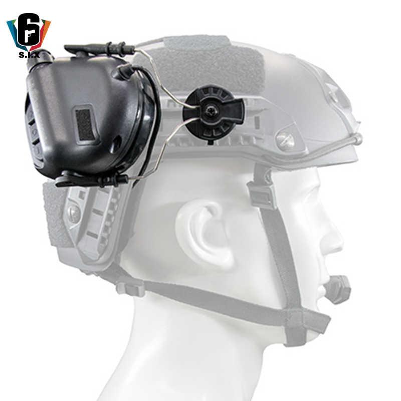 EARMOR M11 For ARC Rail FAST Helmet Headset Adapter M11