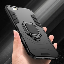 KISSCASE Armor Phone Case For Xiaomi Redmi 6 6pro Note 4X 5