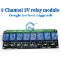 3 V/5 V/12 V/24 V 8 canais alto/baixo nível de placa de relé de controle diodo módulo módulo de relé de proteção atual