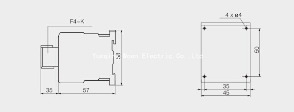 US $12 0  CJX2K0901Z small DC contactor LP1K0901 mini type contactor  voltage 220VDC 110VDC 48VDC 36VDC 24VD 12VDCC-in Contactors from Home  Improvement
