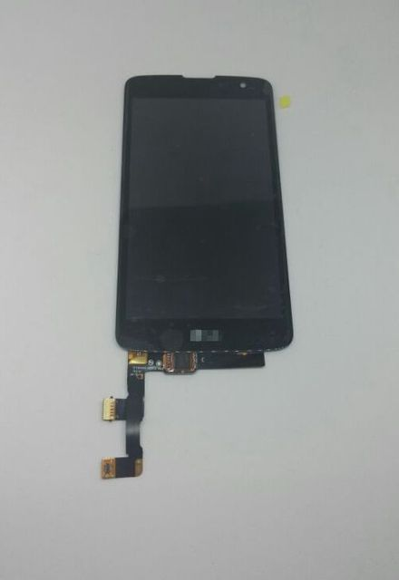Для Lg X210 X210DS Жк-Дисплей + Сенсорный Стекла Digitizer Ассамблеи Черный/Белый цвет бесплатная доставка