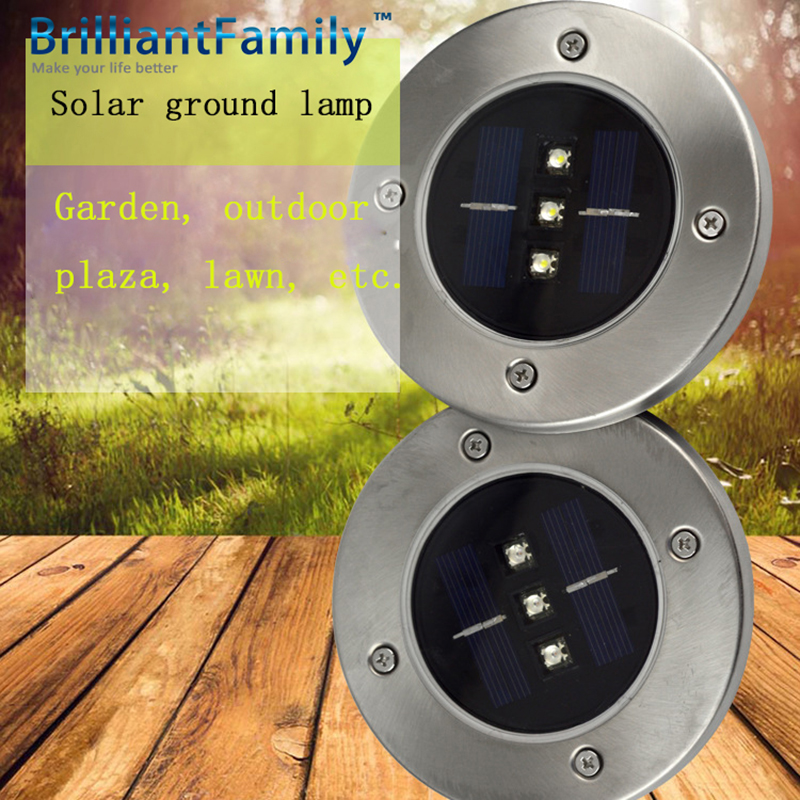 2pcs Lot Ip65 Abs Waterproof Solar Led Garden Light Outdoor Lighting Under Ground Light Laminate Flooring Solar Lamp