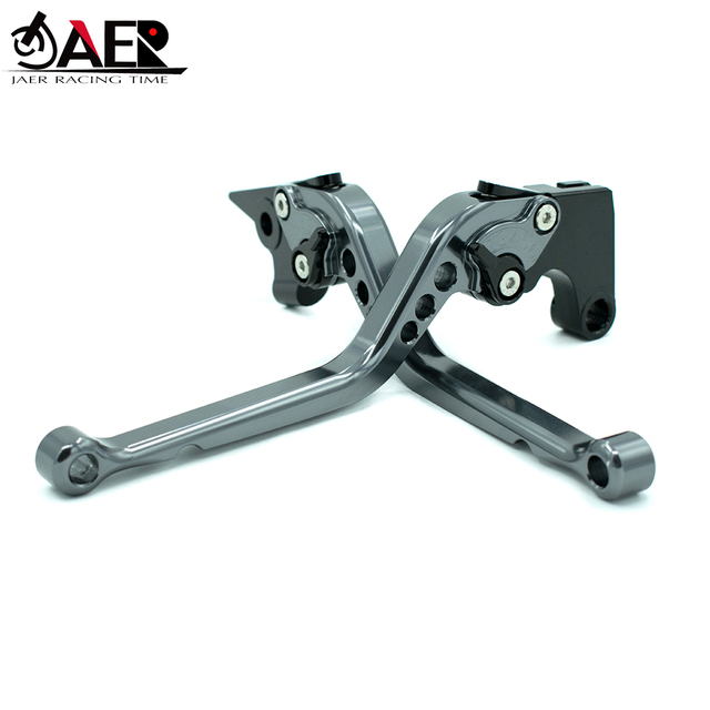 JEAR Long Motorcycle CNC Brake Clutch Levers for BMW R1200RT R1200R R1200RS 2015 2016 2017 2018 K1600GT K1600GTL 2017 2018