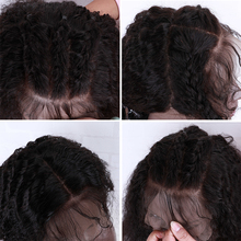 Curly Human Hair Wig for Women
