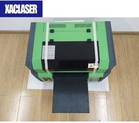 Digital Metal UV Printer A3 Size Inkjet Printing Machine For Aluminum Copper Industry Sign PVC Card