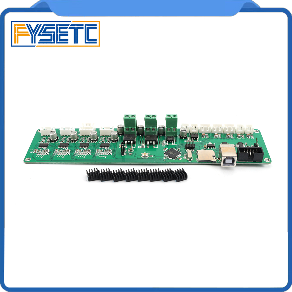 Control Board Melzi PCB Card ATMEGA 1284P P802M Mainboard X3A Motherboard XY 100 Controller For Tronxy 3D Printer Free Shipping|3D Printer Parts & Accessories|Computer & Office - title=