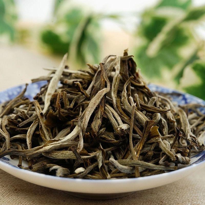 Premium Jasmine Scented Bai Hao Yin Zhen White Tea 250g 8.8 oz free shipping 2015 yr new tea premium jasmine pearl tea jasmine longzhu flower tea green tea 250g bag vacuum packaging