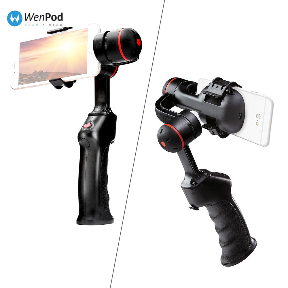 brand new f16b4 f84ce US $195.0 |Wewow SP1 cheap smartphone camera stabilizer gimbal 2 axis  handheld Gimbal for iPhone 7 7+ 6+ 6 Samsung Huawei Smartphones-in Handheld  ...