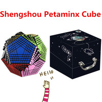 ShengShou Petaminx Cube 9x9 Megaminx Magic Speed Puzzle