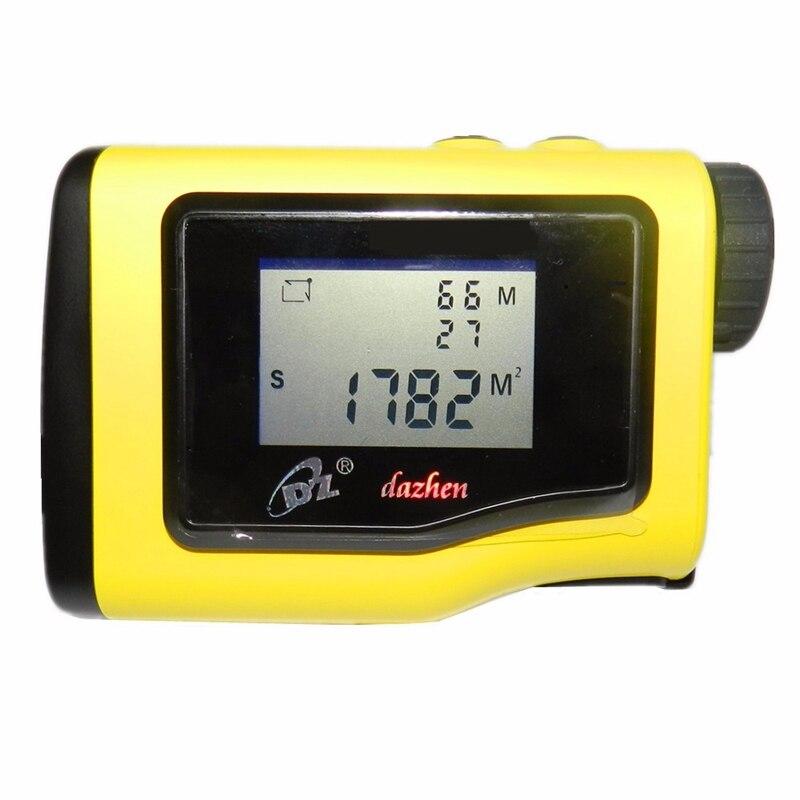 600 м ЖК дисплей лазерный дальномер высота измерения угол лазерный Дистанционное устройство цифровой уровень измерительный прибор площадь