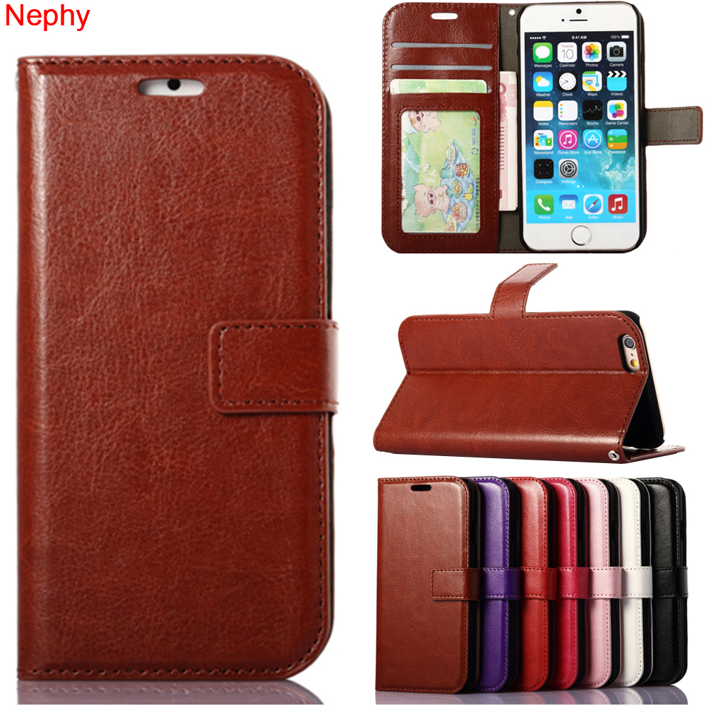 Nephy Phone Case For Iphone 8 7 6 5 S Se 5s 6s Plus 6plus 7plus 8plus Full Protection Cover High Quality Soft Leather Tpu Casing Clothing, Shoes & Accessories