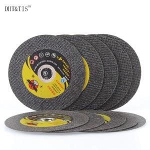 """Image 1 - DHT & TIS 10 cái 4 """"Resin Cắt Slice Mài Disc cho Thép Không Gỉ và Góc Bằng Kim Loại Công Cụ Máy Xay"""