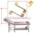 Cama de hospital de elevación ajustable reposacabezas bisagra con placas de fijación D40-1-1