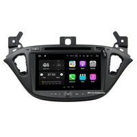 Quad Core Android 7.1.2 2GB RAM 32GB ROM 8'' Car Radio Dual din DVD GPS Navigation For Opel Corsa E 2015 2018/For Vauxhall Corsa