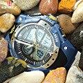 Marca EPOZZ Homens Esportes Relógio Digital de 100 M À Prova D' Água Fresca Água montre homme reloj relógio masculino 3002