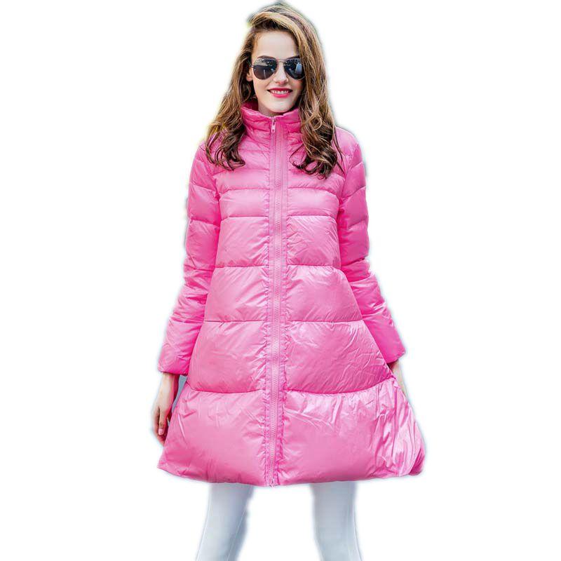 Popular Pink Winter Coat-Buy Cheap Pink Winter Coat lots from