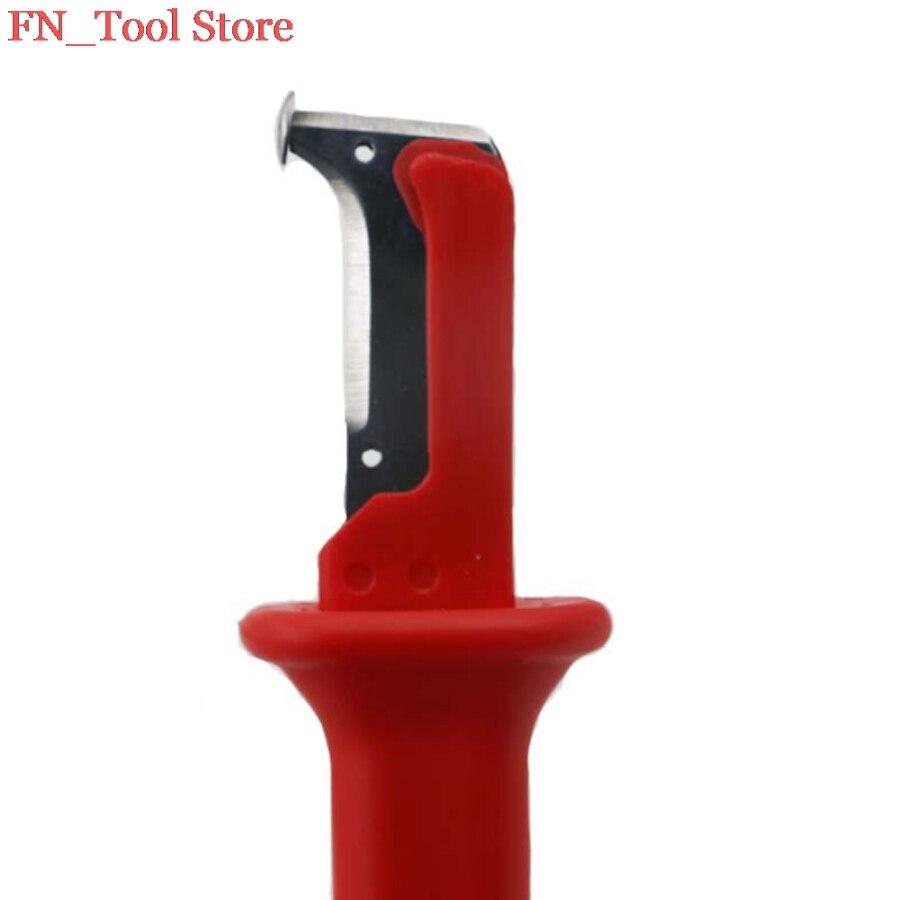 FASEN 31HS, 32HS, 33HS, 34HS, 35HS, 36HS Style Allemand Câble Couteau À Dénuder Brevet outils Decustation Pince Lame