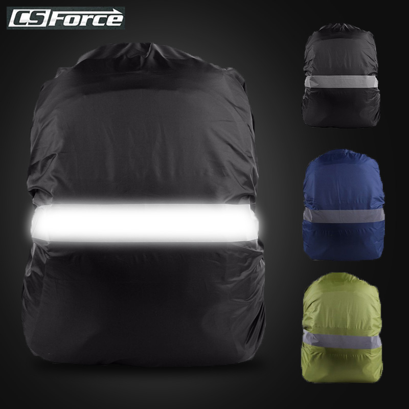 New Backpack Rain Cover 35-45L Reflective Waterproof Bag Cover Outdoor Camping Travel Rainproof Dustproof Covers For BackpacksNew Backpack Rain Cover 35-45L Reflective Waterproof Bag Cover Outdoor Camping Travel Rainproof Dustproof Covers For Backpacks