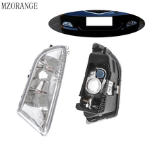 2pcs LH&RH For HONDA CITY GD6 GD8 2006 2007 2008 Fog Light Lamp Cover Trim Replace Front Bumber 33951-SEL-H61/ 33901-SEL-H61