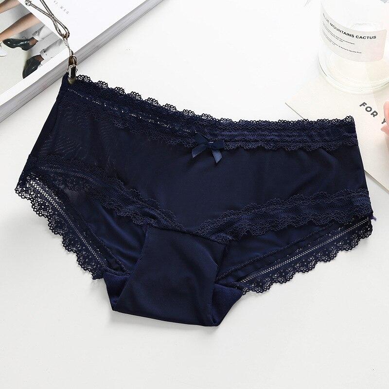 py7g blue Womens Under Wear Panties