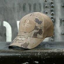 Sport-Caps MCBK Baseball-Hat Multicam Outdoor Ripstop-Material MTP Tropic 100%Mesh 65/35