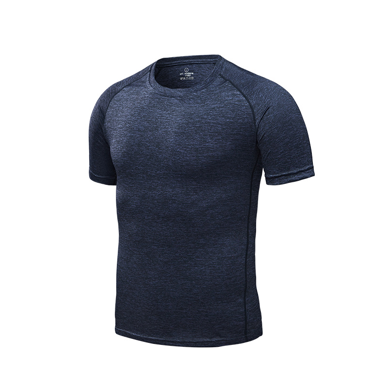 Black - Men's running T-shirt