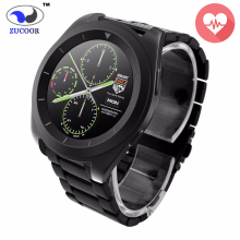 Smart Wrist Watch Wristwatch ZW35 Heart Rate Monitor Bluetooth Reloj Inteligente Pedometer Fitness Tracker For iOS Android Men