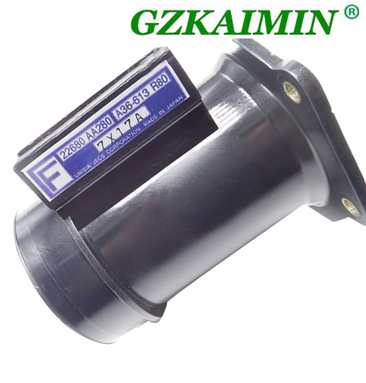 OEM Subaru Impreza WRX EJ20G 1996-1998 Mass Air Flow Meter Sensor 22680-AA280