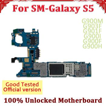 Europa wersja płyta główna tablica logiczna do Samsung Galaxy S5 G900M G903F G901F G900I G900F G900H z pełnymi chipami tanie i dobre opinie For Samsung Galaxy S5 G900M G903F G901F G900I G900F G900H Wewnętrzny TDHHX Shenzhen Guangdong China(mainland) Full QC Tested